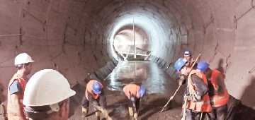 CONSTRUCTION OF BUCAREST METRO LINE 5