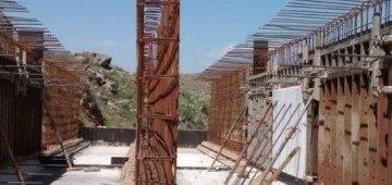 DRAINAGE WORKS ON ARMENIAN HIGHWAY