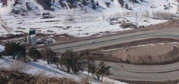 FORMWORK AND DRAINAGE ON UZBEKISTAN ROAD