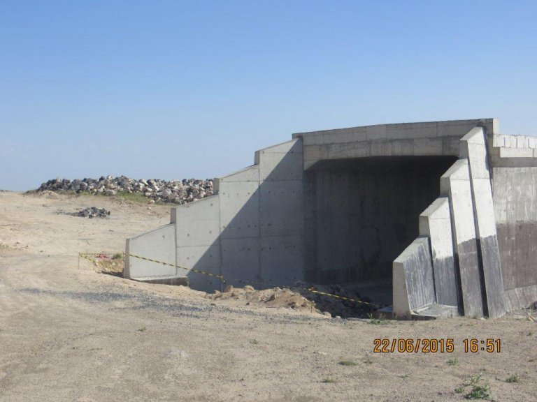 STRUCTURES IN ARMENIAN ROAD