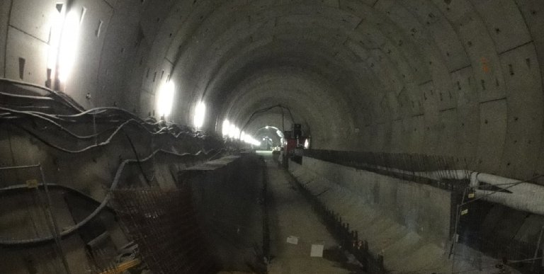 TUNNEL EXECUTION IN POLAND